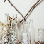 декор бутылок варианты идеи
