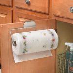 держатель для бумажных полотенец фото вариантов