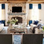 дизайн штор для гостиной фото интерьера