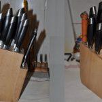 подставка для ножей фото