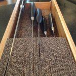 подставка для ножей своими руками декор дизайн