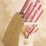 подставка для ножей своими руками фото