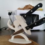 подставка для ножей своими руками фото дизайн