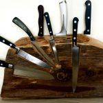 подставка для ножей своими руками как сделать