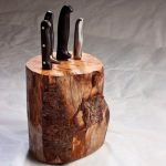 подставка для ножей своими руками оформление фото