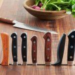 подставка для ножей своими руками варианты