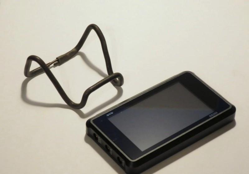 подставка для телефона из проволоки