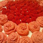 розы из бумажных салфеток идеи дизайна