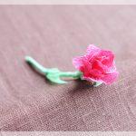 розы из бумажных салфеток оформление фото