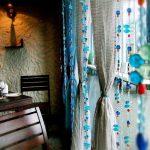 шторы из бусин идеи декора