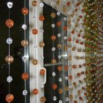 шторы из бусин интерьер