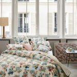 занавески в спальню длина фото дизайна