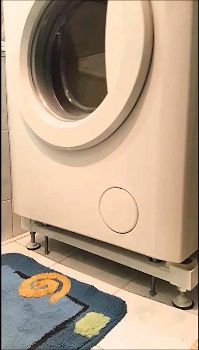Антивибрационные подставки для стиральной машины фото варианты