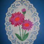 цветы из бумажных салфеток идеи дизайна