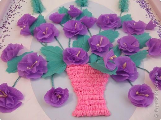 цветы из бумажных салфеток идеи вариантов