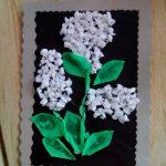 цветы из салфеток фото оформление