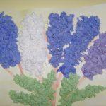 цветы из салфеток идеи оформления