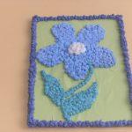 цветы из салфеток оформление