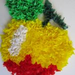 цветы из салфеток варианты идеи