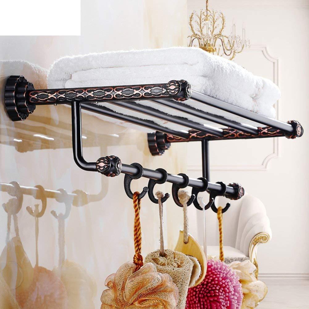 держатель для полотенец в интерьере