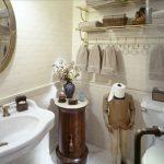 держатель для полотенец в ванную своими руками идеи интерьера