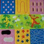детский массажный коврик для ног фото идеи