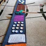детский массажный коврик для ног фото