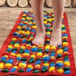 детский массажный коврик для ног фото дизайн