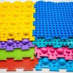 детский массажный коврик для ног идеи варианты