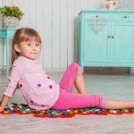 детский массажный коврик для ног варианты