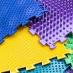 как сделать детский массажный коврик для ног
