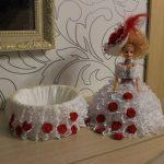 кукла шкатулка для девочки