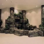 домашний фонтан декор фото
