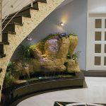 домашний фонтан фото декора