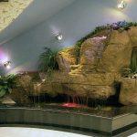 фонтан в квартире декор фото