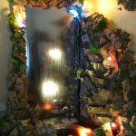 фонтан в квартире фото интерьер