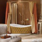 Модная ванная в классическом стиле