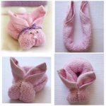 игрушки из полотенца декор фото