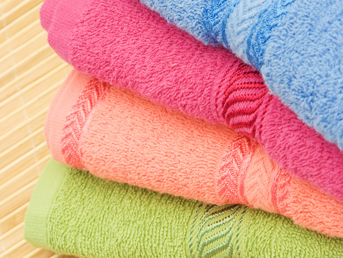 как стирать махровые пушистые полотенца фото идеи