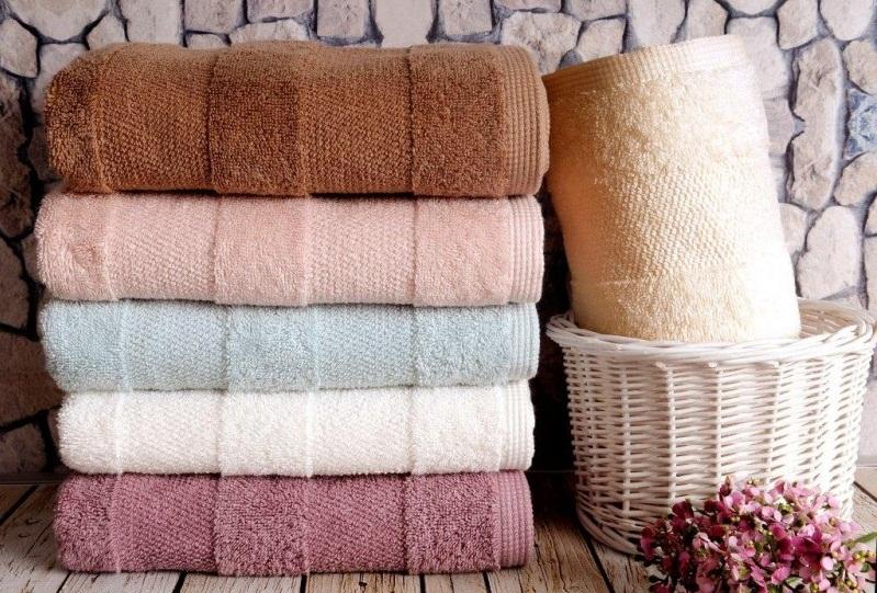 как стирать махровые пушистые полотенца правильно
