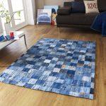 ковры в стиле пэчворк