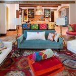 ковры в стиле пэчворк декор идеи