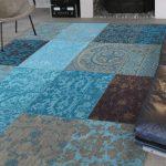 ковры в стиле пэчворк дизайн идеи