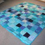 ковры в стиле пэчворк идеи