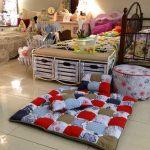 ковры в стиле пэчворк идеи дизайна