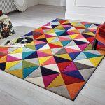 ковры в стиле пэчворк идеи интерьера