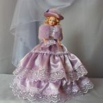 кукла шкатулка декор