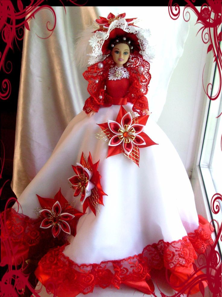 кукла шкатулка фото