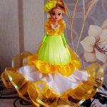 кукла шкатулка идеи декора