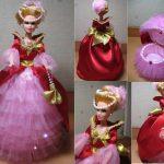куклы шкатулки дизайн